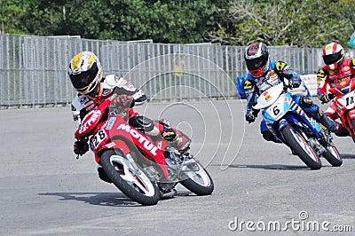 Petronas Sprinta AAM Malaysian Cub Prix 2008 Editorial Photography