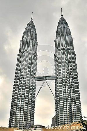 Free Petronas Twin Towers Royalty Free Stock Photography - 19631827