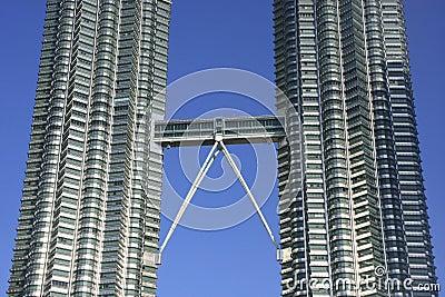 Petronas Twin Towers, Kuala Lumpur, Malaysia