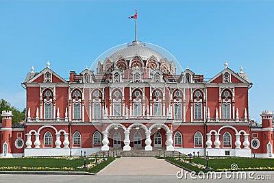 Petrovsky travelling palace
