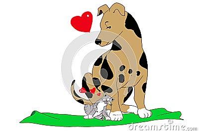 Pets love