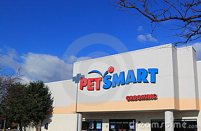PetSmart Store Editorial Photography