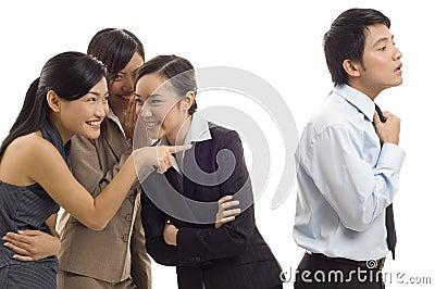 Pettegolezzo 1 dell ufficio