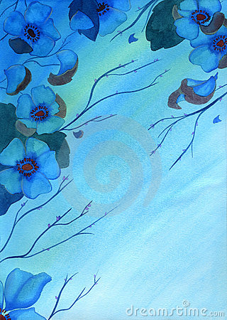Petunia background