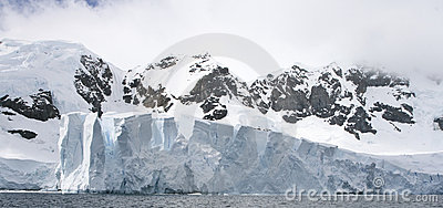 The Petzval Glacier