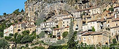 Peyre, old village near Millau