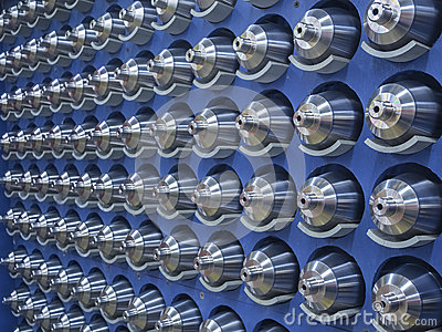 Pezzi meccanici acciaio