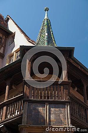Pfister house, Alsace