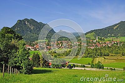 Pfronten,Allgaeu,Bavaria