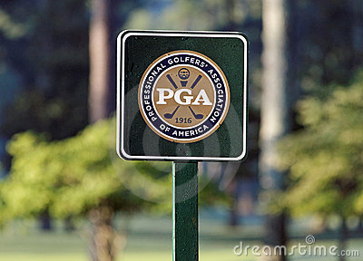 PGA Championship Editorial Photography