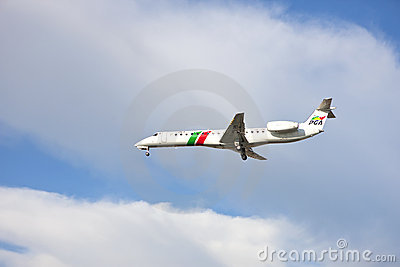 PGA Embraer Editorial Stock Image