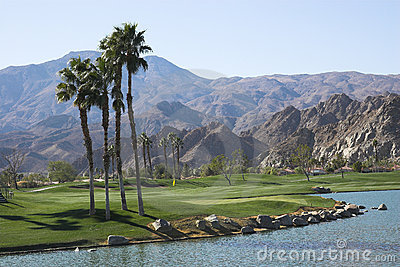 Pga west golf course, ca