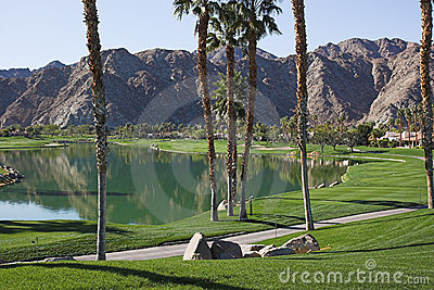 Pga west golf course, Palm springs