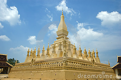 Pha That Luang Temple, Laos