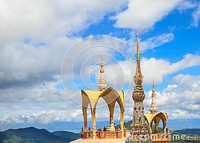 Pha Son Keaw Temple, Thailand.