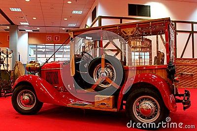 Phaeton de Ford do carro do vintage Foto Editorial