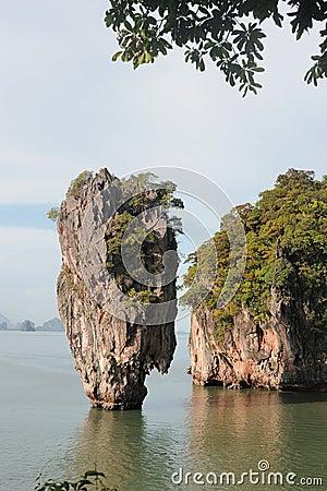 Phang Nga - James Bond island