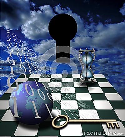 Free Phantasmagorical Vision Royalty Free Stock Photography - 792987