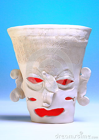 Phantasy Ceramic Head