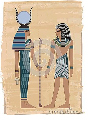 Pharaoh Figures