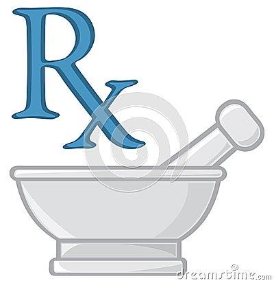 Free Pharmacy Symbols Stock Images - 29611384
