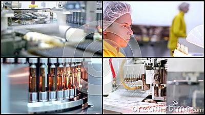 Pharmazeutische Herstellung