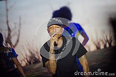 Pharrell Williams Free Public Domain Cc0 Image