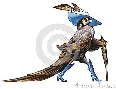 Pheasant-dandy