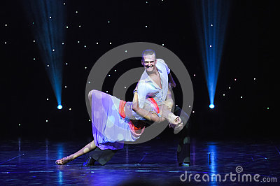 Phenomenal Dancers Editorial Stock Photo
