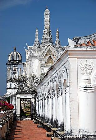 Phetchaburi, Thailand: Royal Palace