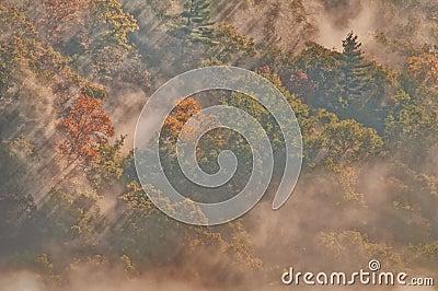 υδρονέφωση ομίχλης σύννε&phi