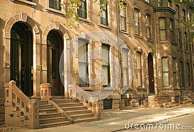 Philadelphia Brownstones