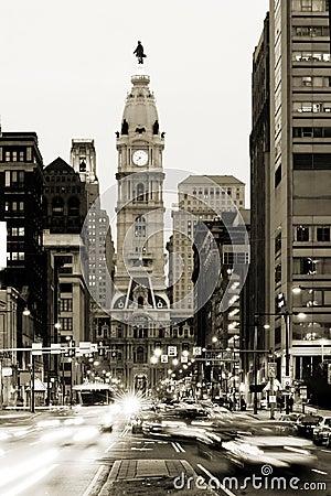 Free Philadelphia City Hall Royalty Free Stock Photography - 4979277