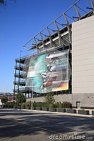 Philadelphia Eagles - Lincoln Financial Field Editorial Photo