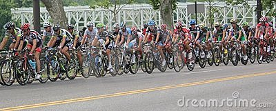 Philadelphia International Cycling Championship Editorial Photo
