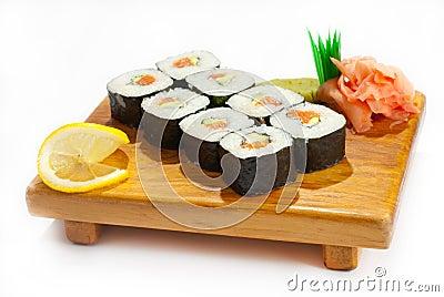 Philadelphia Maki Sushi - Roll
