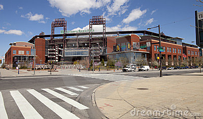Philadelphia Phillies  Citizens Bank Park Editorial Image