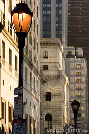 Philadelphia street scene