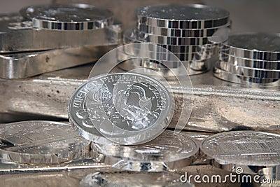 Philharmonic Austrian Silver Coin