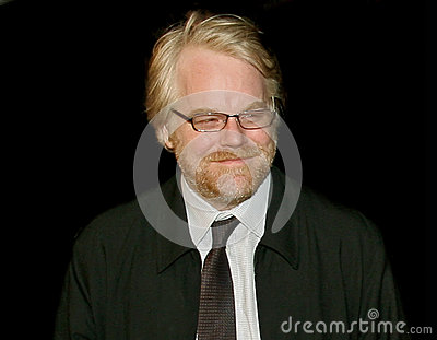 Philip Seymour Hoffman Editorial Photography