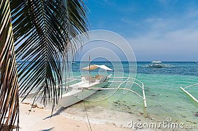 Philippine beach