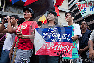 Philippines 114th independence day Editorial Photography