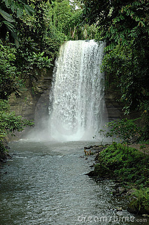 Philippines, Lake Sebu, 7Falls. no1