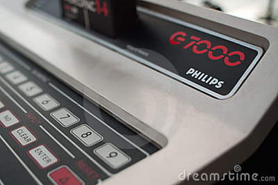 Philips G7000 video game computer Editorial Photography