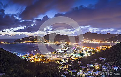 Philispburg, Sint Maarten, Dutch Antilles