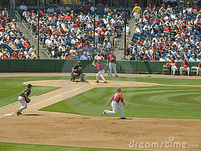 Phillies, Pirates preseason 638 Editorial Stock Photo