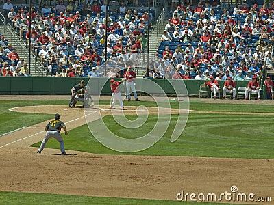 Phillies, Pirates preseason 639 Editorial Image