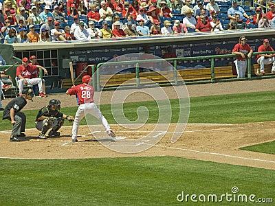 Phillies, Pirates preseason 649 Editorial Photo