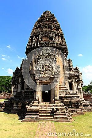 Phimai ancient stone castle
