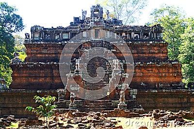 Phimeanakas&The Royal Palace,Angkor
